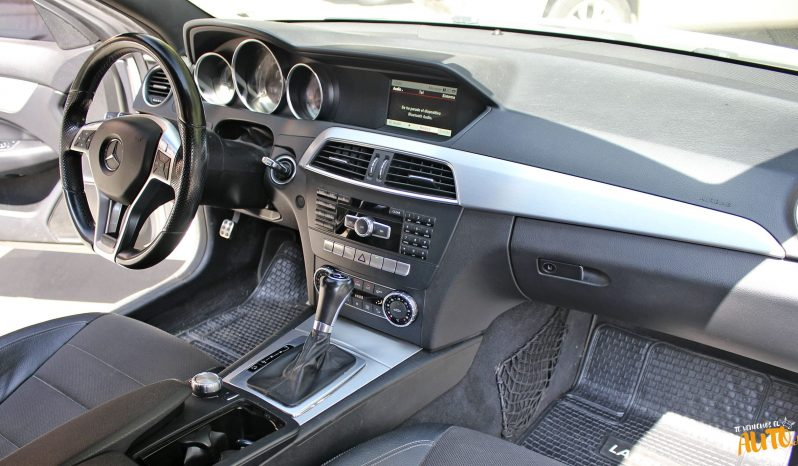 Mercedes Benz C180 Coupe full